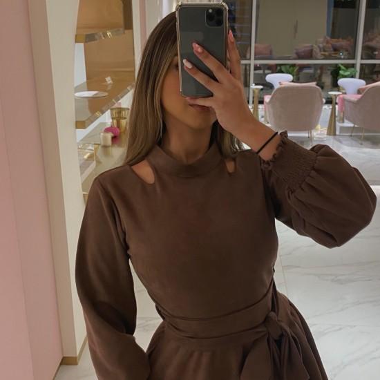 CHAMOIS dress